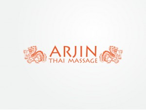 Arjin Thai Massage logo