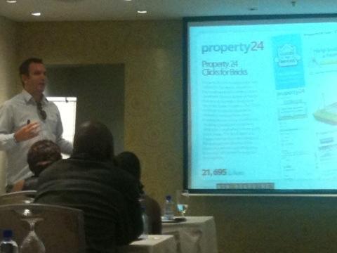 Property 24 Facebook campaign