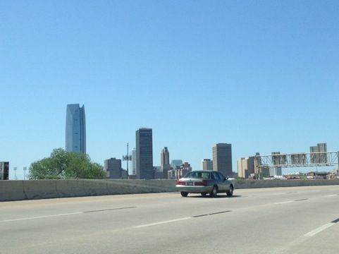 Sightseeing in Oklahoma City