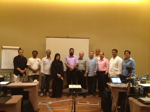Dubai Social Media Boot Camp