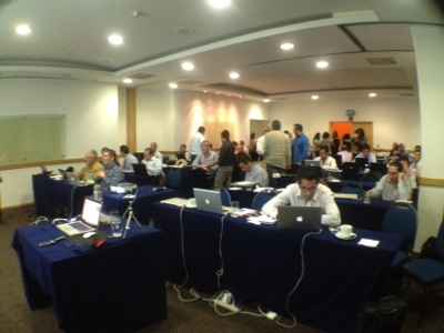 Social Tech boot camp Mexico City